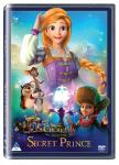 Cinderella And The Secret Prince DVD