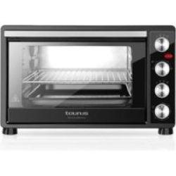 Taurus Horizon MINI Oven With Double Glass Door 30L Black