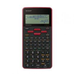 Sharp EL535 Scientific Calculator 330 Functions Red
