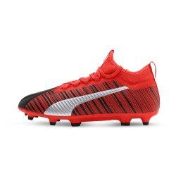Puma One 5.3 Fg Red black Boots