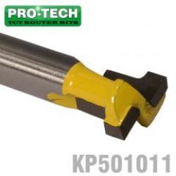 PRO-TECH Keyhole Bit 3 8' X 1 8' 1 4' Shank