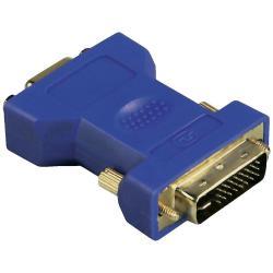 Hama - Dvi Adapter Vga Plug - Dvi Socket Gold Plated Shielded