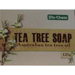 Dis-Chem Natures Nourishment Tea Tree Soap Bar 125G