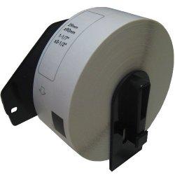 "Par 70 DK-1201. Compatible With Brother DK-1201 1-1 7"" X 3-1 2"" White Labels. Paper 135-2"