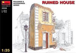 USA Miniart 1:35 - Ruined House