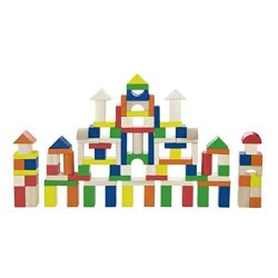 Viga Colorful Block Set - 100PCS