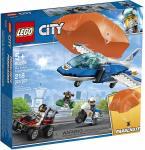 LEGO CITY Police Sky Police Parachute Arrest