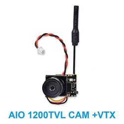BETAFPV 1200TVL Fpv Aio Camera With Osd 25MW 48CH Fpv Transmitter Vtx 1 3