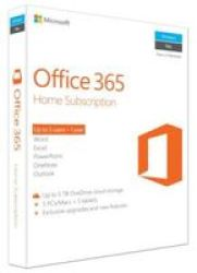 Microsoft Office 365 Home License Key Only 1 Year 5 Pieces