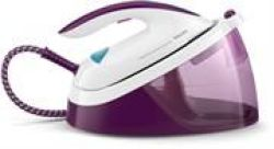 Philips 1.3l Steam Iron in Purple