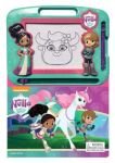 Learning Series: Nickelodeon Nella The Princess Knight Board Book