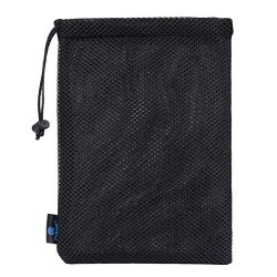 Sannysis Nylon Mesh Storage Bag With Stay Cord For Gopro HERO5 5 Session 4 3+ 3 2 1