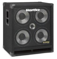 Hartke 4.5XL XL Series 400 Watt 4X10 Inch Bass Amplifier Cabinet Black