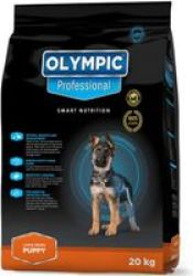 Olympic Professional Dry Dog Food - Large Breed Puppy 20KG