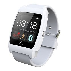 HopCentury Smart Watch For Android Cellphones With Heart Rate Monitor Pedometer Compass Sleep Monito