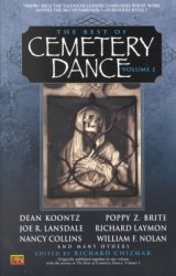 The Best Of Cemetery Dance Paperback 2001