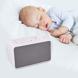 MECOOL White Noise Sound Machine For Baby Sleeping Nursery Projector And  Sound System For Sound Spa Relaxation Includes 8 Non-lo | R1140 00 |