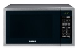 Samsung - 55 L Microwave Oven 1000 Watt - Stainless Steel And Black