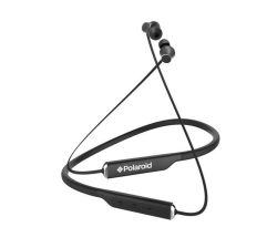 Polaroid Pro Athletic Wireless Magnetic Earbuds - Black