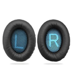 Replacement Earpads Ear Cushion For Bose Quietcomfort Qc 2 15 25 35 Ear Pads For QC2 QC15 QC25 QC35 Soundlink Soundtrue Around-e