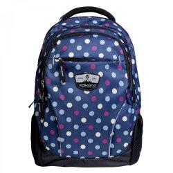 Volkano 22L Champ Printed Dots Backpack