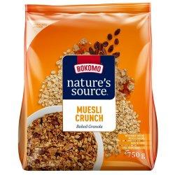 NATURE SOURCE Muesli Muesli Crunch Muesli 750 G