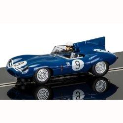 Scalextric Jaguar D-type