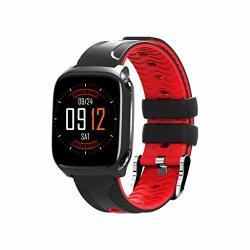 Wmm- Smart Watch Smart Watch Fitness Tracker Waterproof Sports Watch Activity Tracker Smart Bracelet With Heart Sleep Monitor Pedometer Smart Wristband Compatible With Ios