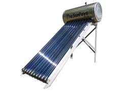 The Sun Pays High Pressure 150l Solar Geyser 5 Year