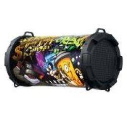 Amplify Pro Cadence Series Speaker - Graffiti