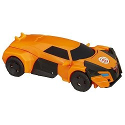 Transformers Robots In Disguise 1-STEP Changers Autobot Drift Figure