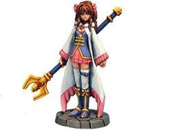 Aurora Model Fantasy Game Miniatures Mage Metal Figure FE26