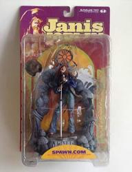 Janis Joplin Mcfarlane Action Figure