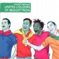 United Colours Of Beggattron Cd