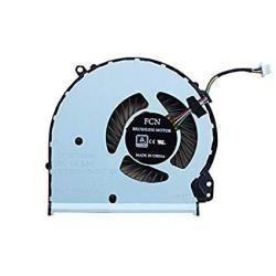 Sywpart Hk-part Replacement Fan For Hp 17-X 17-Y Series Laptop Cpu Fan Cooler P n 856682-001 856681-001