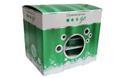 Opalescence Go 15% Teeth Whitening Trays 4 Pack Mint Flavor Boxed