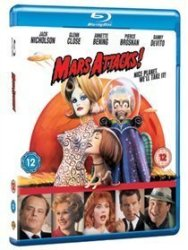 MARS Attacks - Import Blu-ray Disc
