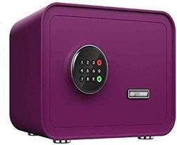 USA Wangjunxiu Safes Home Safe Box Electronic Password Anti-theft Safe Small Household 25 Cm Safe Office Into The Wall into The Closet Hotel Safe Deposit