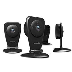 Zmodo Ezcam Pro 4-PACK 1080P Wireless Kid And Pet Monitoring Security  Camera With Night Vision Two Way Audio And Cloud Recording | R3459 00 |  FM/AM