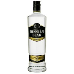 Russian Bear - Vodka Spiced Vanilla