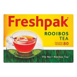 Freshpak Rooibos Tea Tagless 80'S