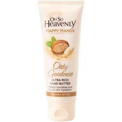 Happy Hands Hand Cream 15% Oaty Goodness 75ML