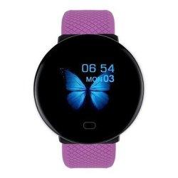 Bakeey 119 Plus 1.3 Oled Screen Wristband Hr Blood Pressure O2 Monitor Multiple