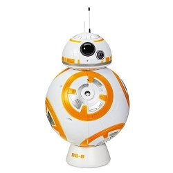 Disney Star Wars BB-8 Bubble Blower - Star Wars: The Last Jedi