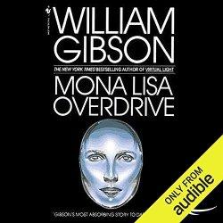 Audible Studios Mona Lisa Overdrive