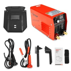 Eleoption 220V Welding Wax Machine Jewelry Stone Gold Welding Machine Jewelry Wax Injector Tool