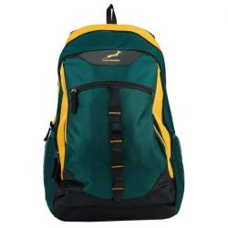 Springbok Sidestep 28L Backpack Green gold