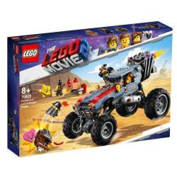 Lego The Movie 2 Emmet And Lucy's Escape Buggy