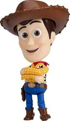 Good Smile Toy Story: Woody Deluxe Nendoroid Action Figure Multicolor