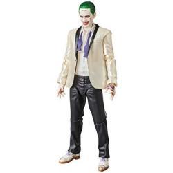 Medicom Suicide Squad The Joker Suit Version Maf Ex Figure